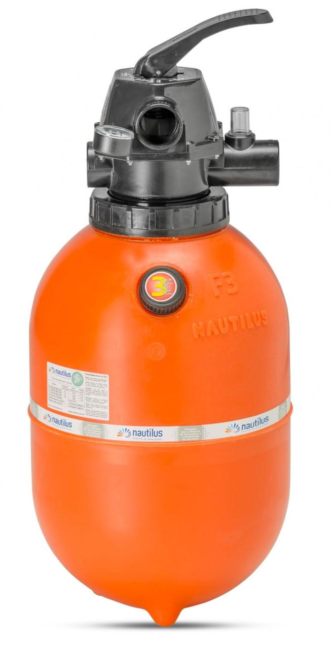 Conjunto de filtro e bomba nautilus para piscinas shop for Filtro para piscina